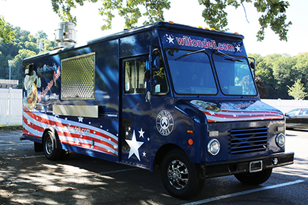 Wilton's Own Super Food Truck!